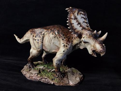 Chasmosaurus Resin Kit by MO Models