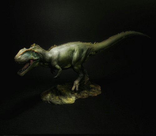 Giganotosaurus Resin Kit by MO Models