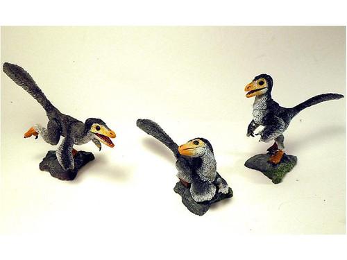 Raptor Nestlings in Grey by Beasts of the Mesozoic