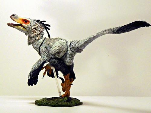 Saurornitholestes (Original version) by Beasts of the Mesozoic