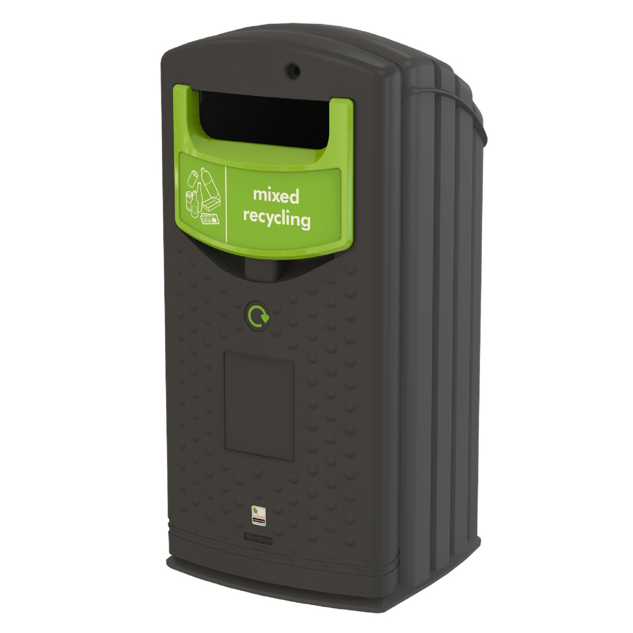 Envirobank recycling bin 140 - 255L