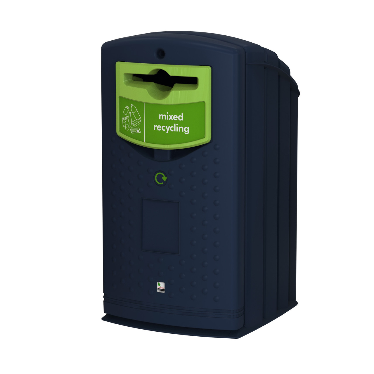 Envirobank recycling bin 240 - 320L