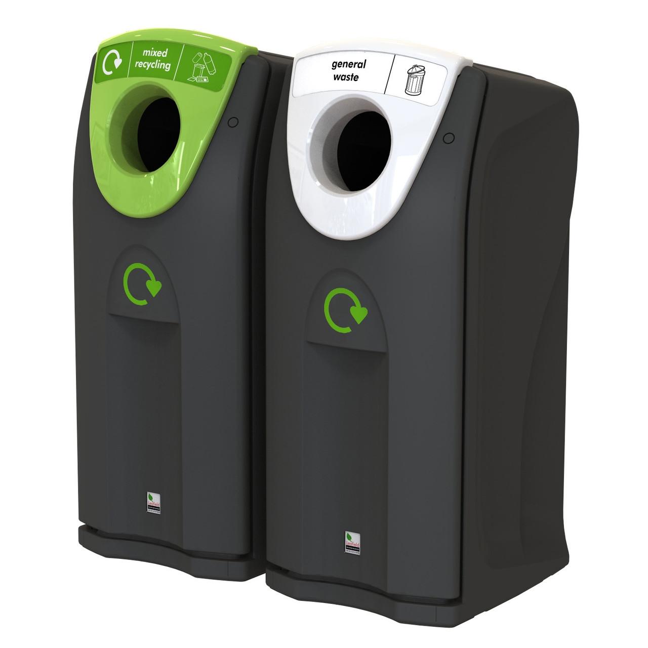 Maxi enviro recycling bin 140L