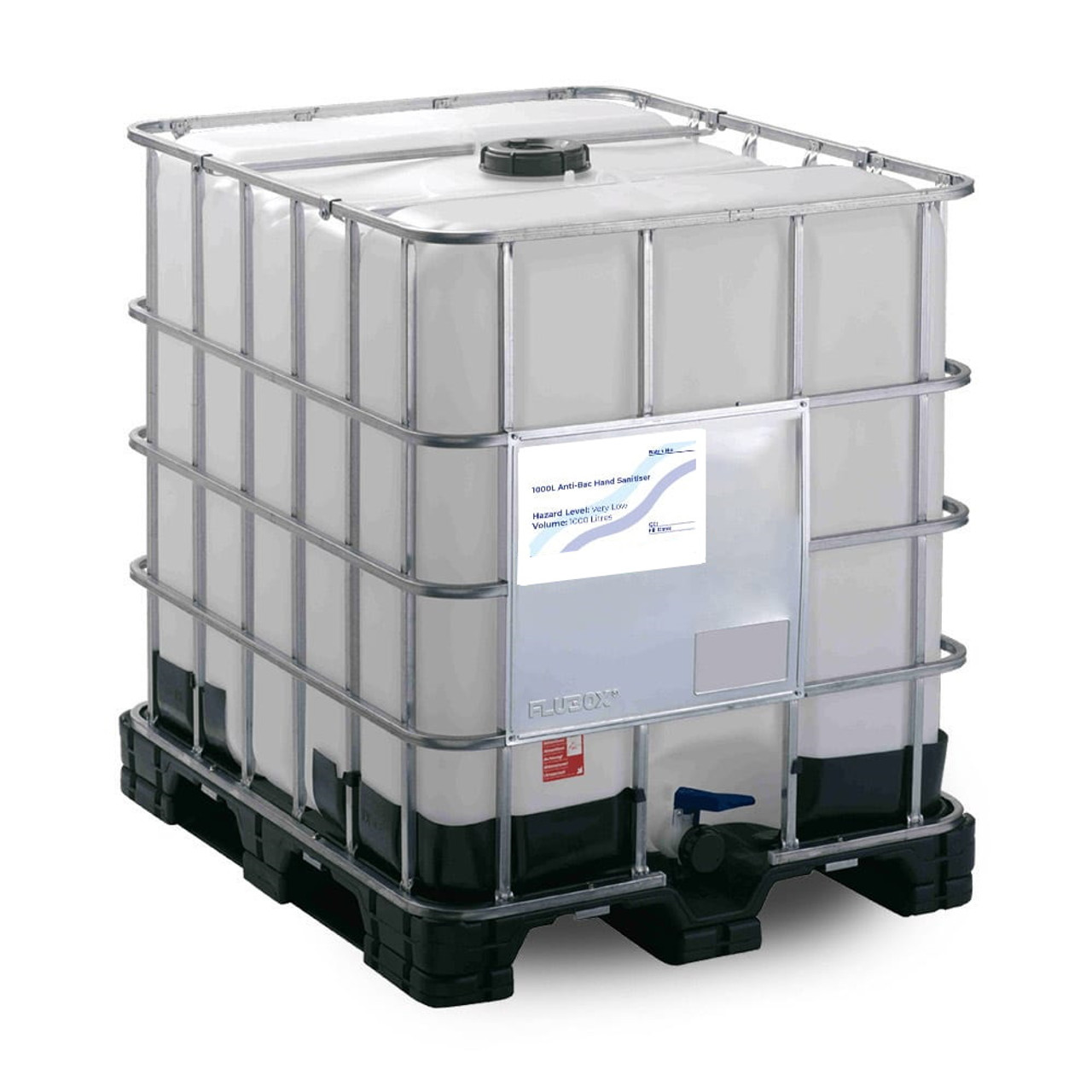 1000 Litre IBC Anti-Bacterial Hand Sanitiser - Alcohol Free