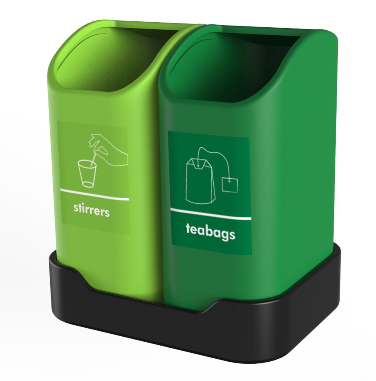 Tiny Tidy Desktop Recycling Litter Bin 5 Litre