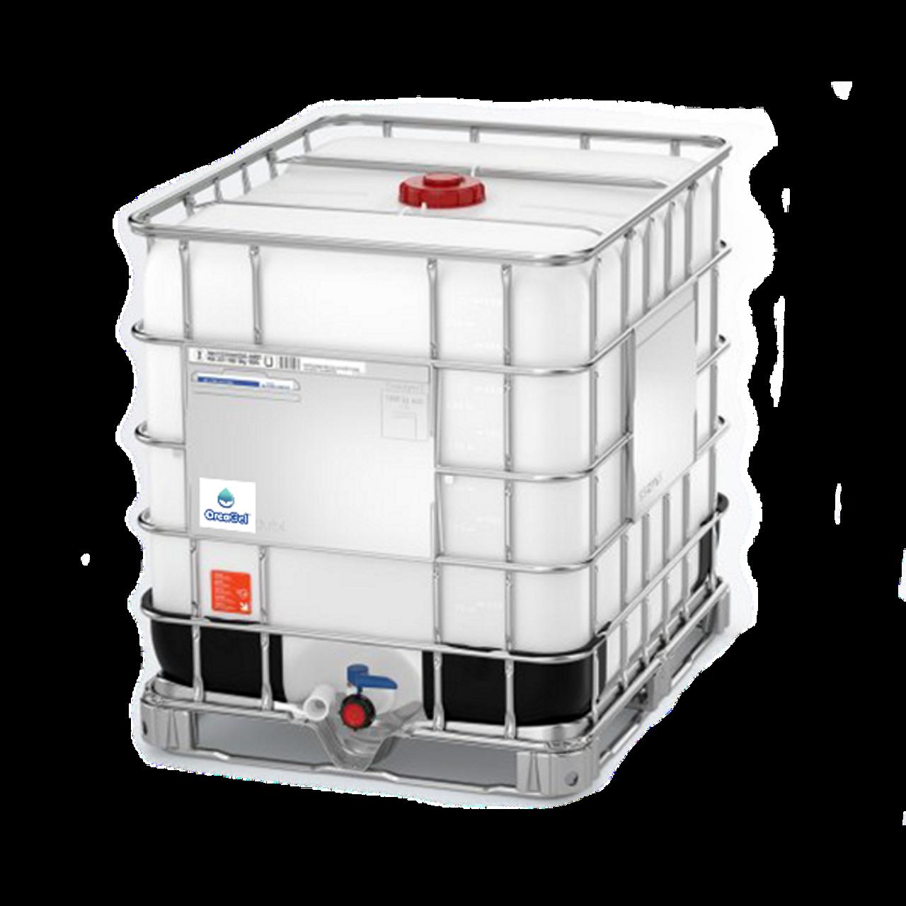 1000 Litre IBC 70% Ethanol Hand Sanitiser Gel