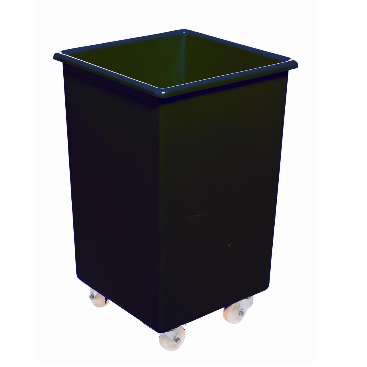 118 Litre recycled plastic  bottle bin skip