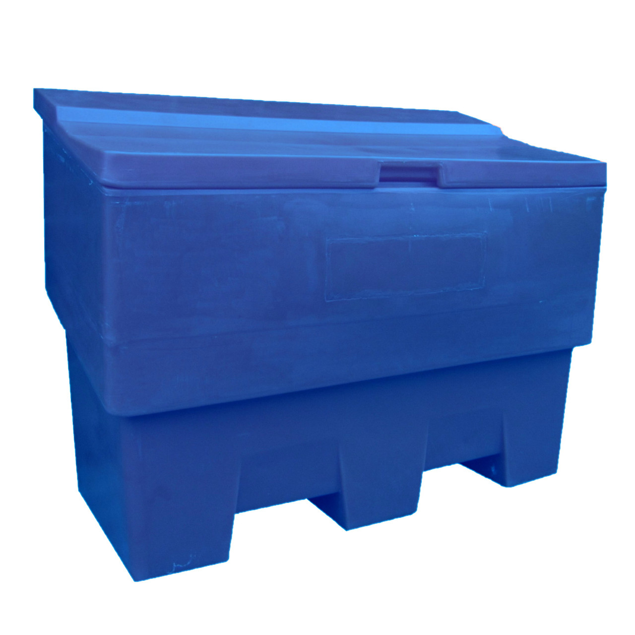 Blue 400 Litre outdoor storage box