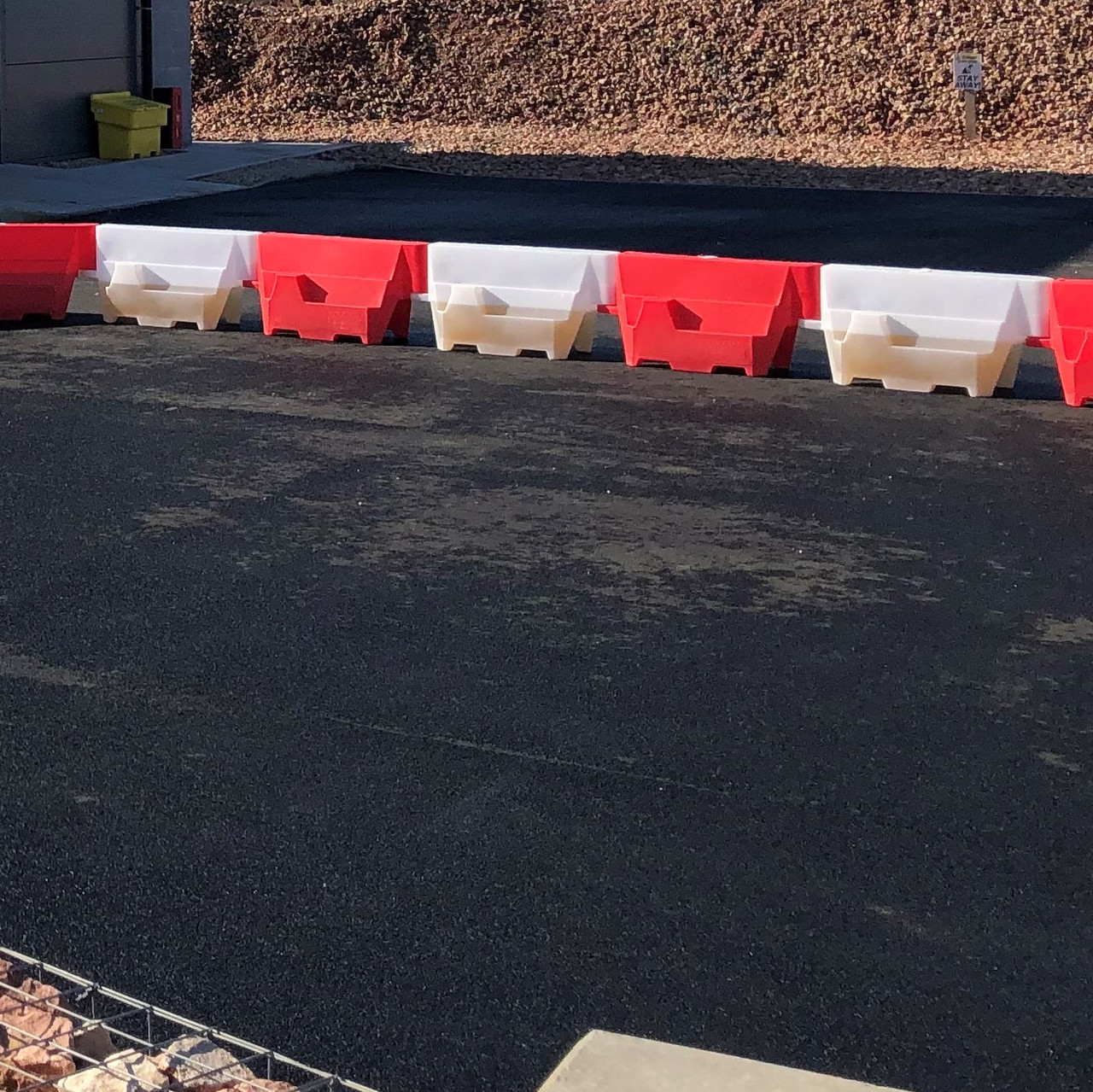 1 Metre School Playground Barrier & Divider