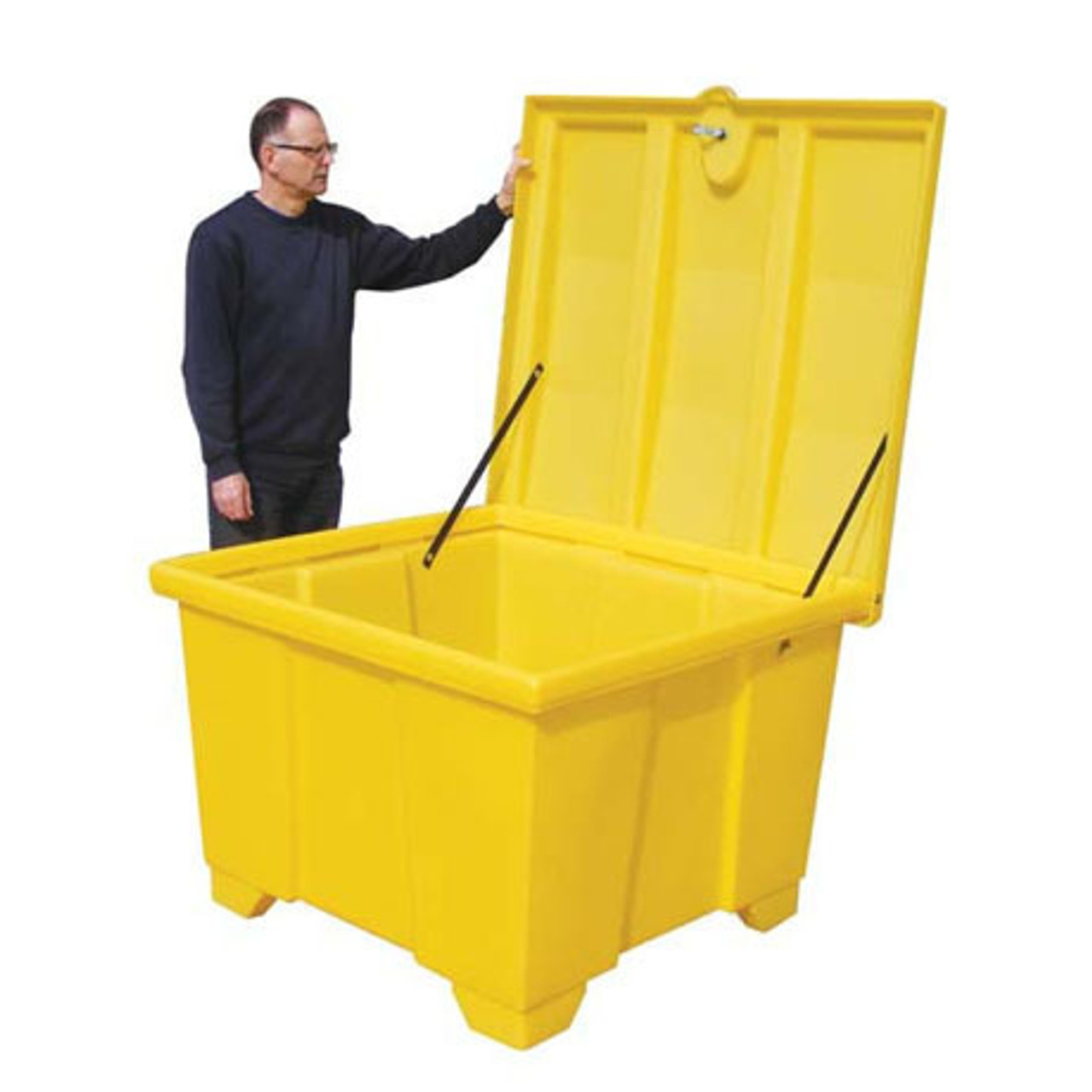 GPSC1 600ltr General Storage Container Bin