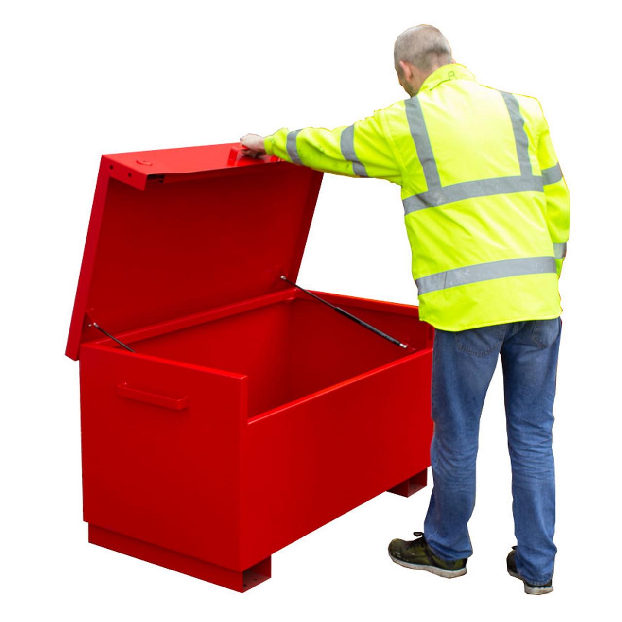 CS8 Chemstor Storage Box 1208mm x 675mm x 690mm