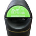 Eximo 90 litre recycling waste stream litter bin