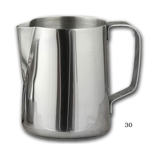 Stainless Steel milk warmer, 20 oz.