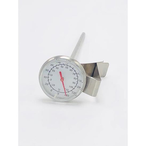 Milk Frothing Thermometer w/clip