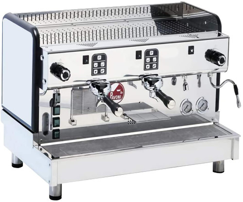 "La Pavoni ""Cremona"" commercial Volumetric espresso machine"
