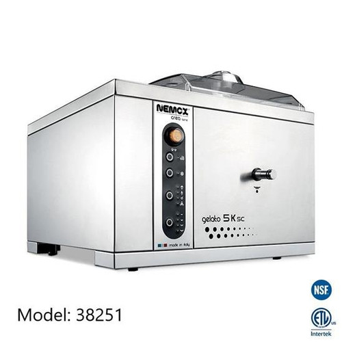 Nemox Ice Cream/Gelato Maker 38251