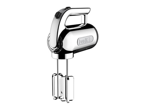 Dualit Polished Chrome 4-Speed Professional Hand Mixer
