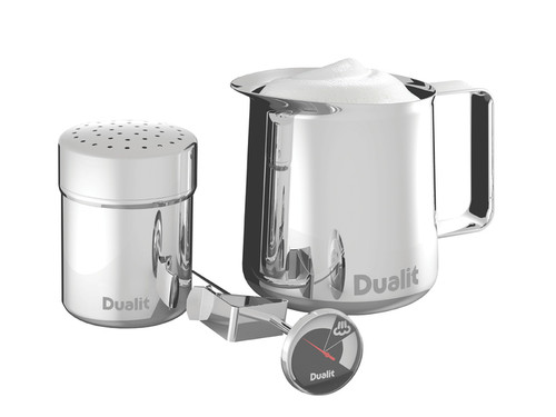 Dualit Chrome Barista Kit