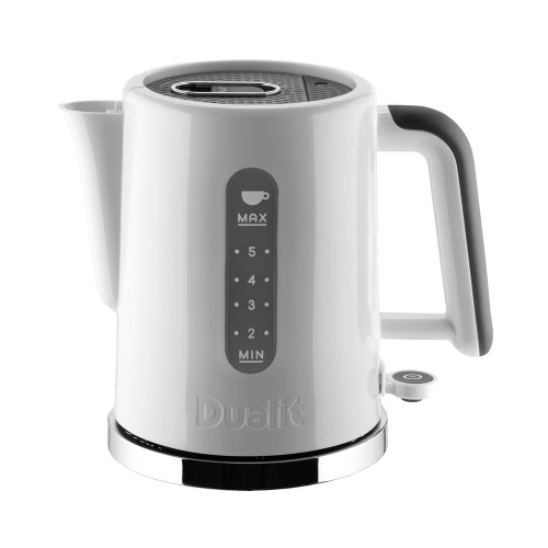 Dualit White/Grey Studio Kettle