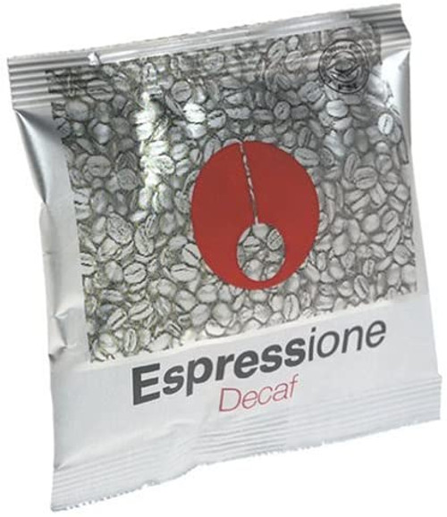 Espressione Decaffinated pods, 18 ct coffee