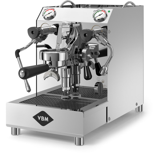 VBM Domobar Super Switchable HX Commercial Espresso Machine with Rotary Pump All Stainless Steel