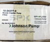 Johnson Pump 10-24277-3 replaces Volvo Penta 858470 and 858469