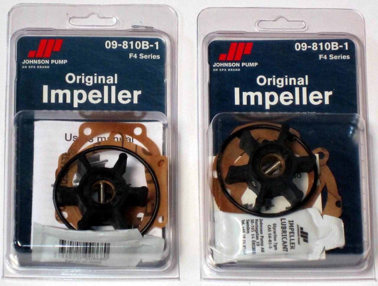 JOHNSON PUMP MODEL 09-810B-1 IMPELLER KIT