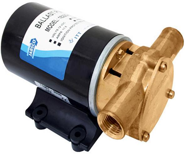 Jabsco Pump 18220-9127
