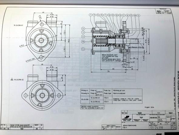 Johnson Pump 10-24398-02
