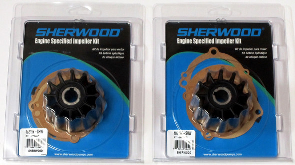 Two Pack Sherwood 10615K