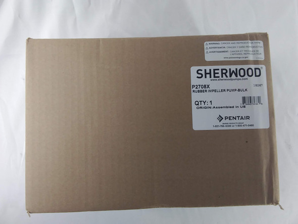 Sherwood Pump P2708X
