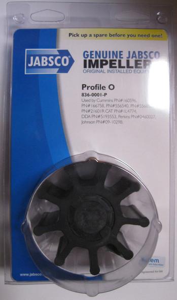 Jabsco Impeller Kit 836-0001-P