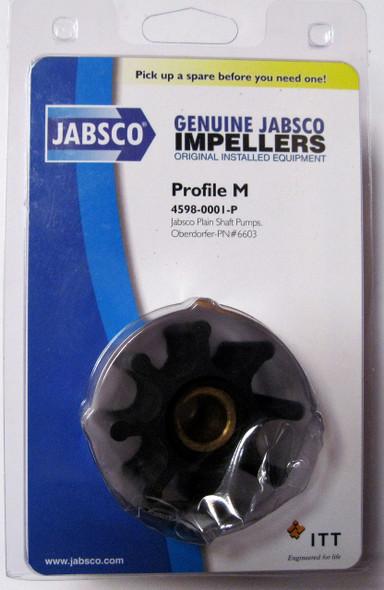 Jabsco Impeller Kit 4598-0001-P