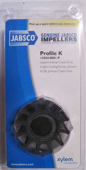 Jabsco Impeller Kit 13554-0001-P