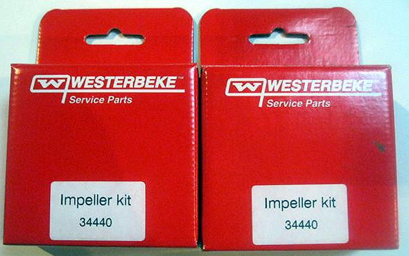 Two Pack Westerbeke 034440