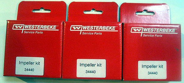 Three Pack Westerbeke 034440
