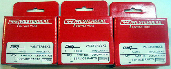 Three Pack Westerbeke 048065