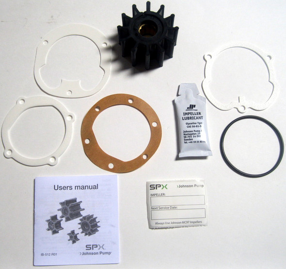 Johnson Impeller Kit 09-1027B-10