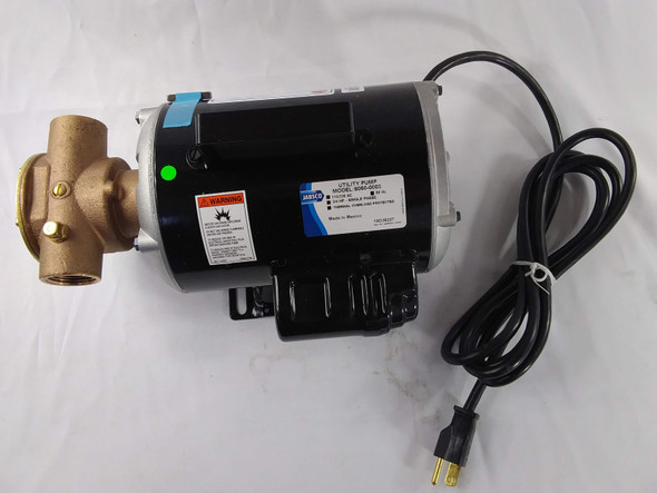 Jabsco 6050-0003 Motor and Pump Assembly