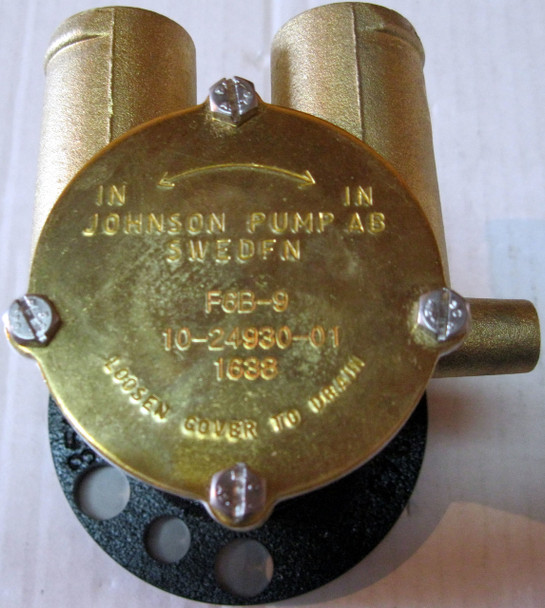 10-24930-01 end view which shows part number