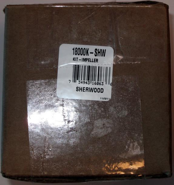 Sherwood Impeller Kit 18000K