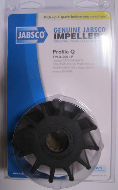 Jabsco Impeller Kit 17936-0001-P