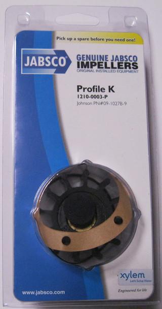 Jabsco Impeller Kit 1210-0003-P