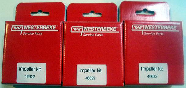 Three Pack Westerbeke 046622
