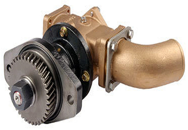 Sherwood Pump G2603X is replaced with G2610X