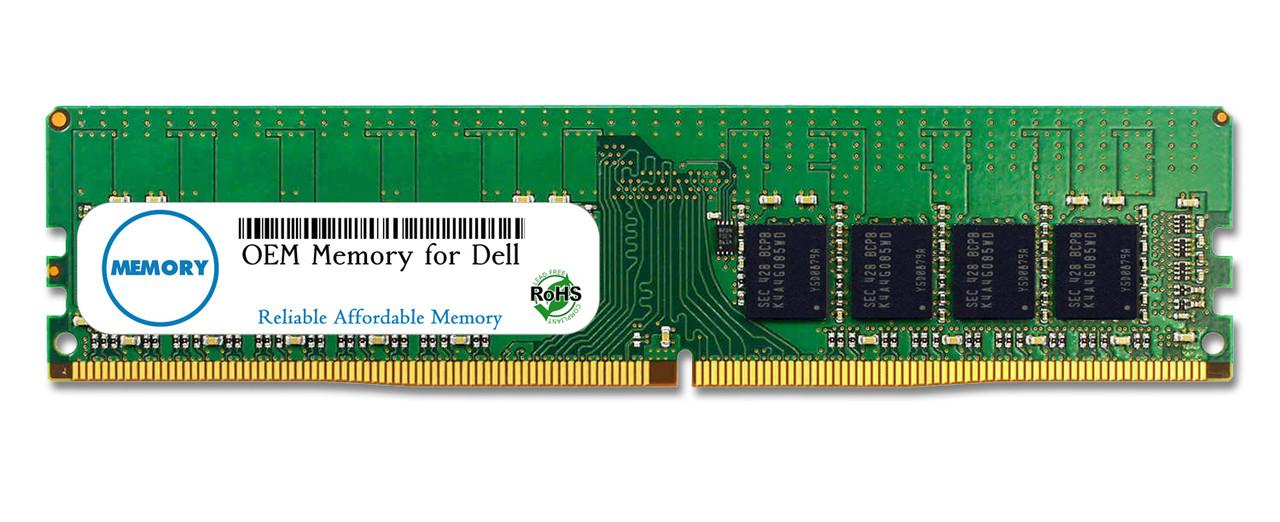 16GB 288-Pin DDR4-2666 PC4-21300 ECC UDIMM RAM | OEM Memory for Dell