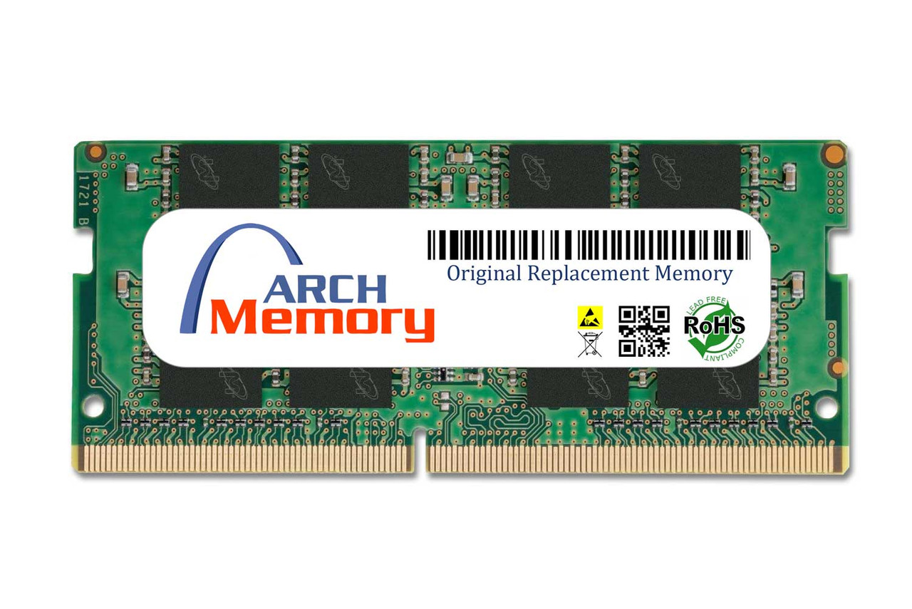 16GB T0H91AA 260-Pin DDR4-2133 PC4-17000 Sodimm RAM | Memory for HP
