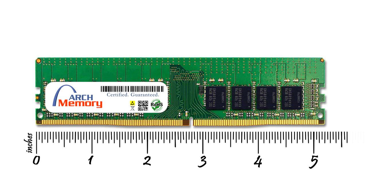 16GB D4EC-2666-16G 288-Pin DDR4-2666 PC4-21300 ECC UDIMM RAM   Memory for Synology