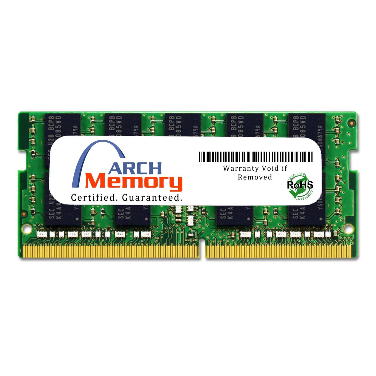 16GB 260-Pin DDR4-2933 PC4-23466 ECC Sodimm RAM