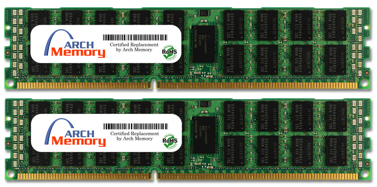 Cisco UCS-MR-2X162RX 32 GB (2 x 16 GB) 240-Pin DDR3 1333 MHz RDIMM RAM